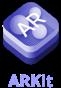 Ar kit logo