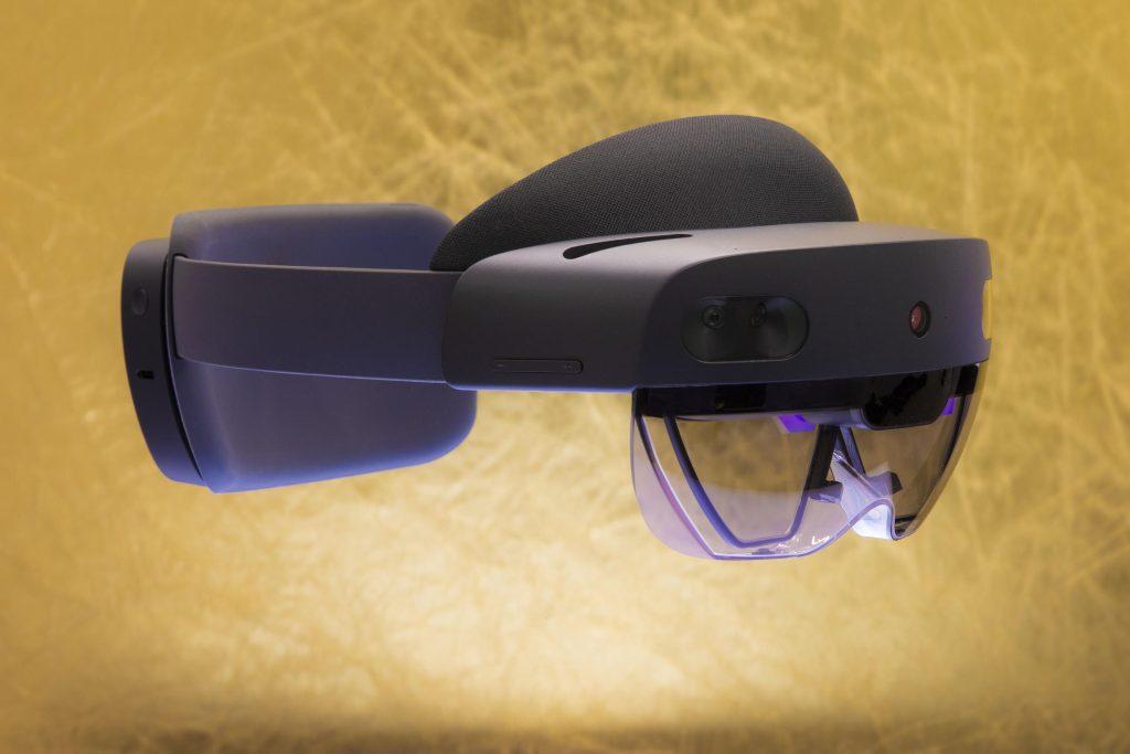 HoloLens 2 headset